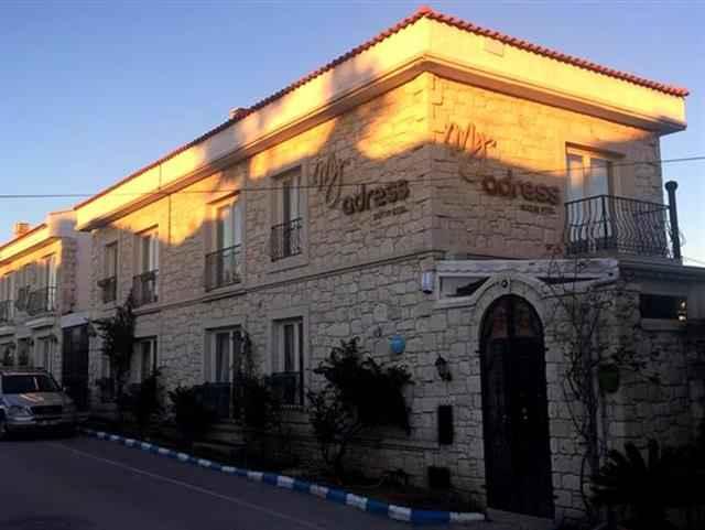 My Adress Alaçatı Butik Otel