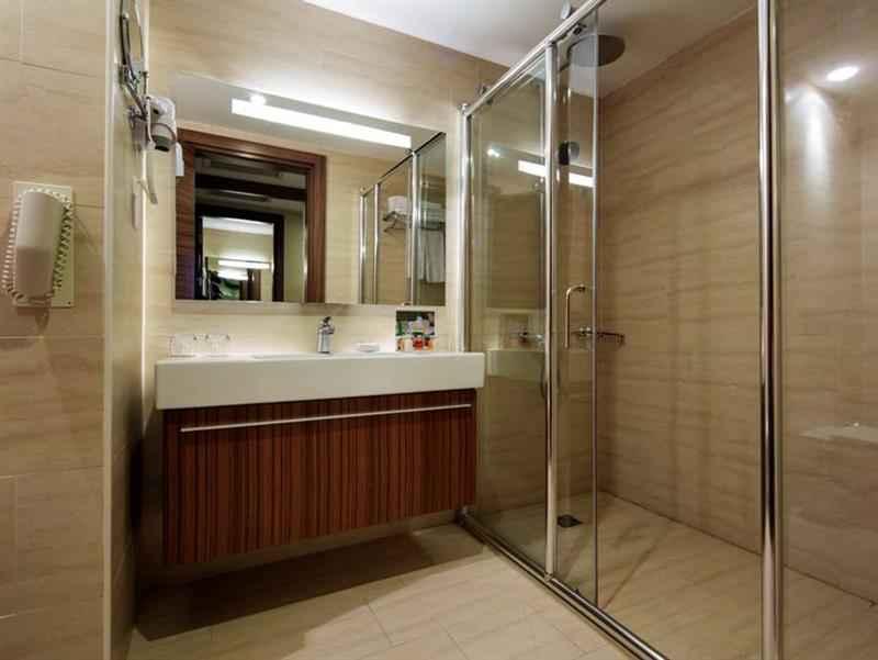Tatil Köyü Odası Banyo