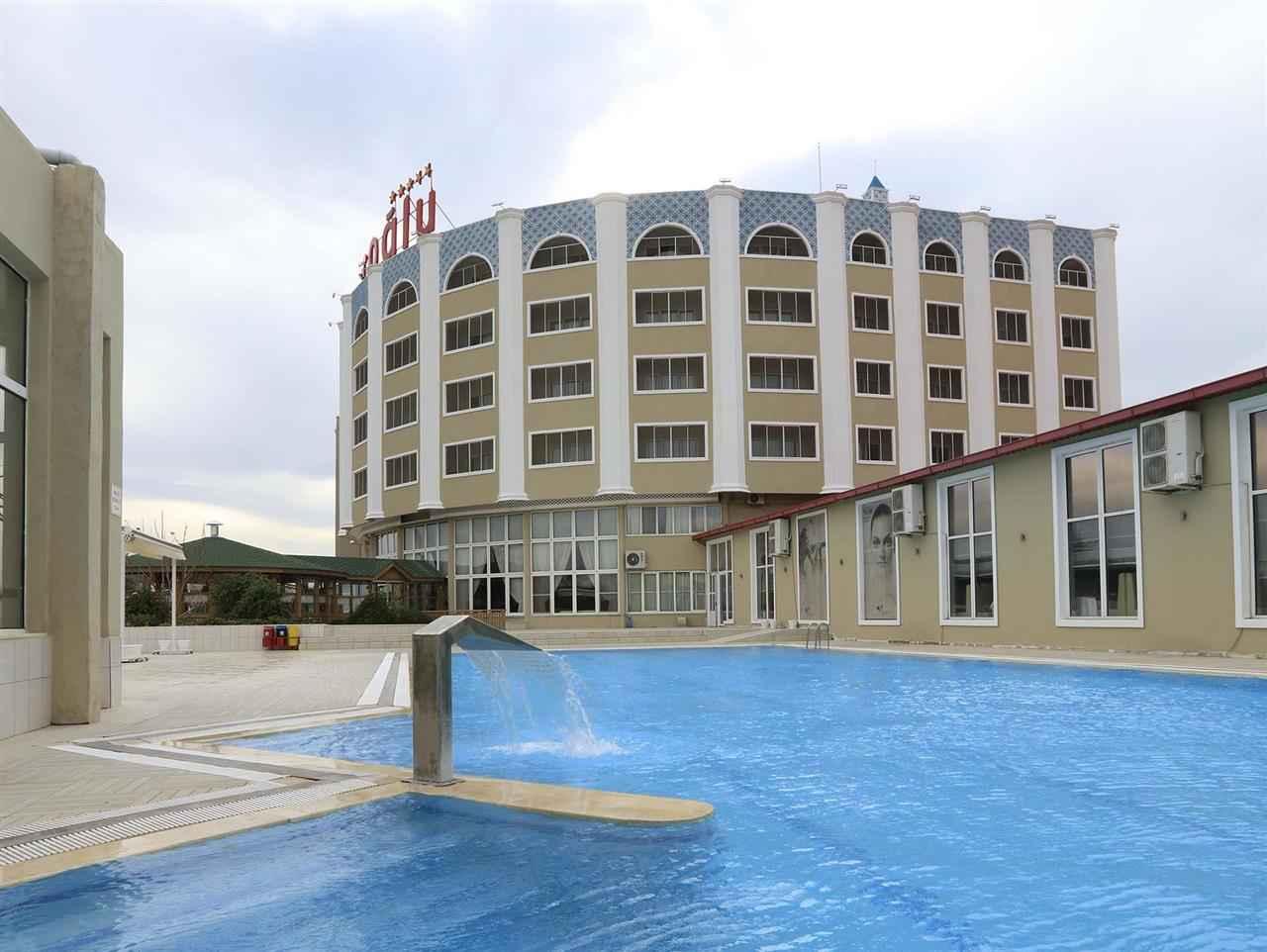 Oruçoğlu Termal Resort
