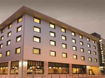 Otel Selçuk Şems-i Tebrizi