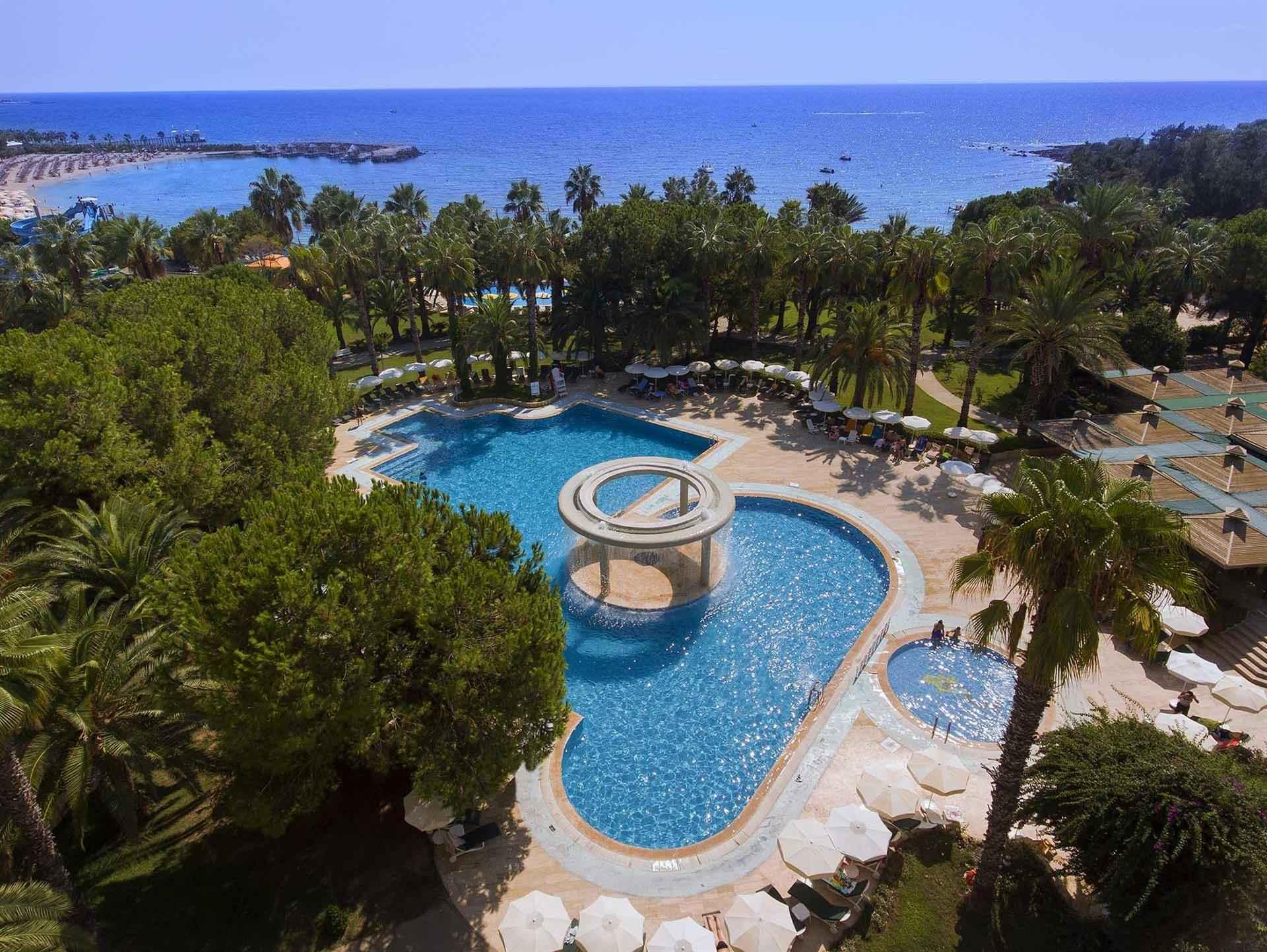 Çocuklar için ve aktif dinlenme için Turkey Hotel Yunus