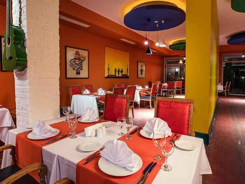 Meksika A'la Carte Restaurant