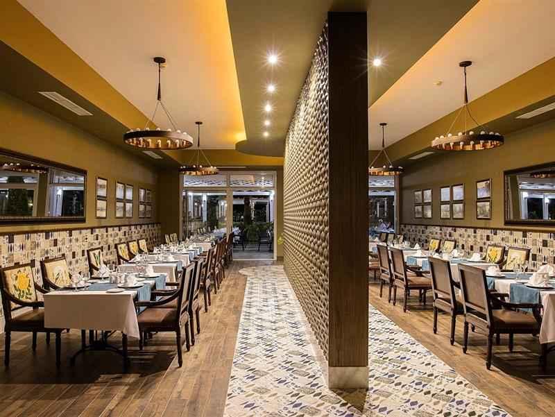 Ottoman A'la Carte Restaurant