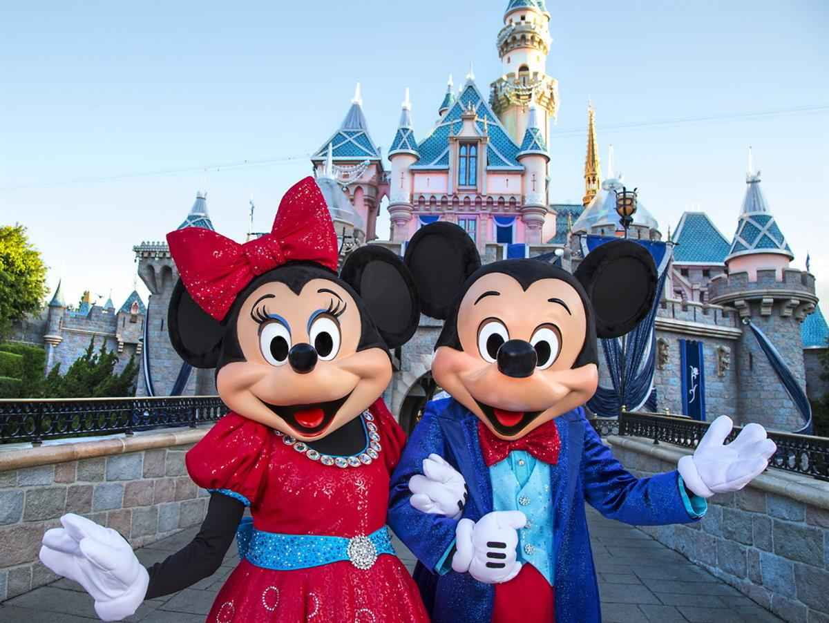 Worldcard ile Disneyland