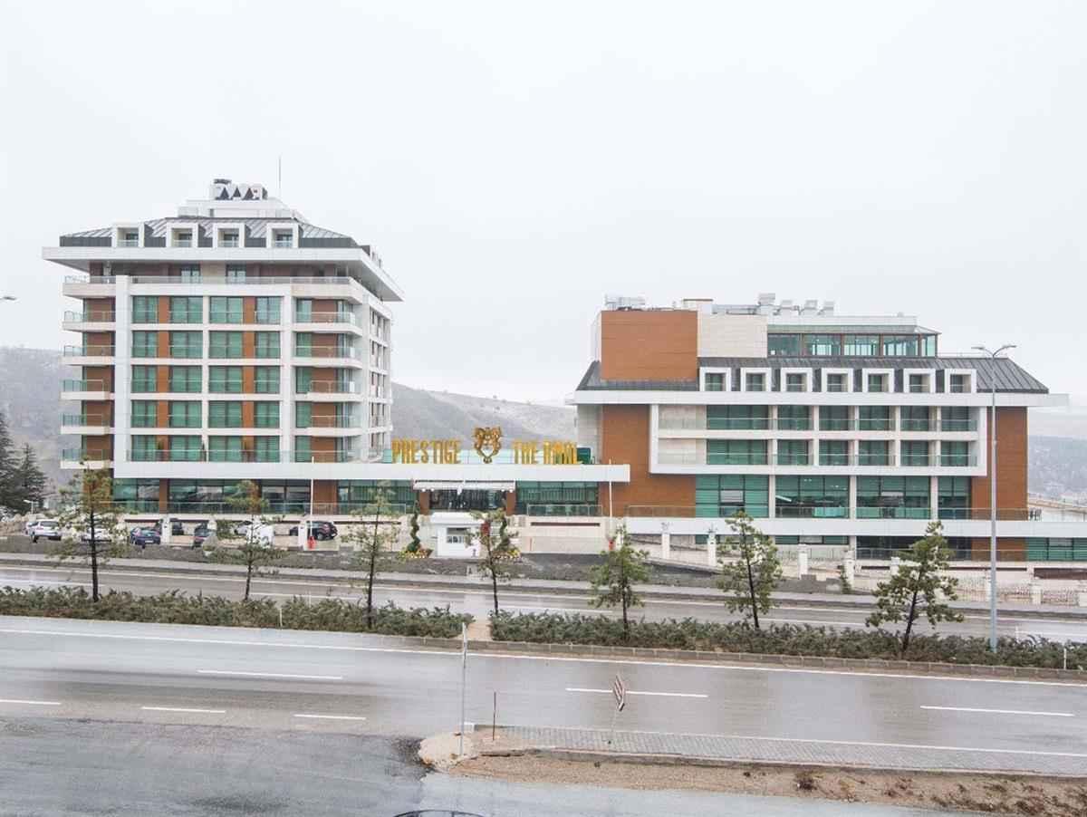 Prestige Thermal Hotel Spa Wellness Ankara Ayaş Gezinomi