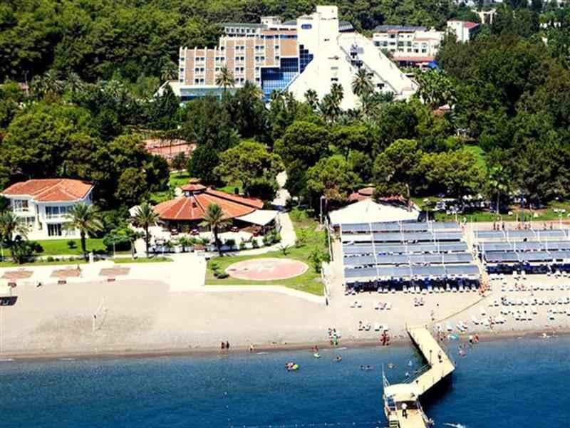 Queen's Park Hotel Göynük