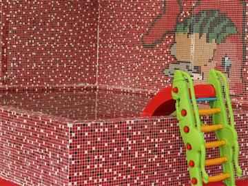 Kapalı Çocuk Havuzu