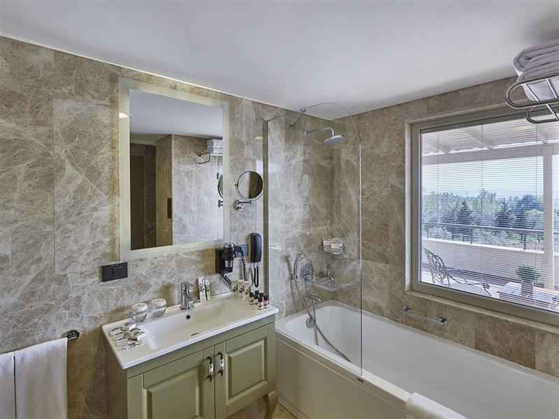 Aile Odası Banyo