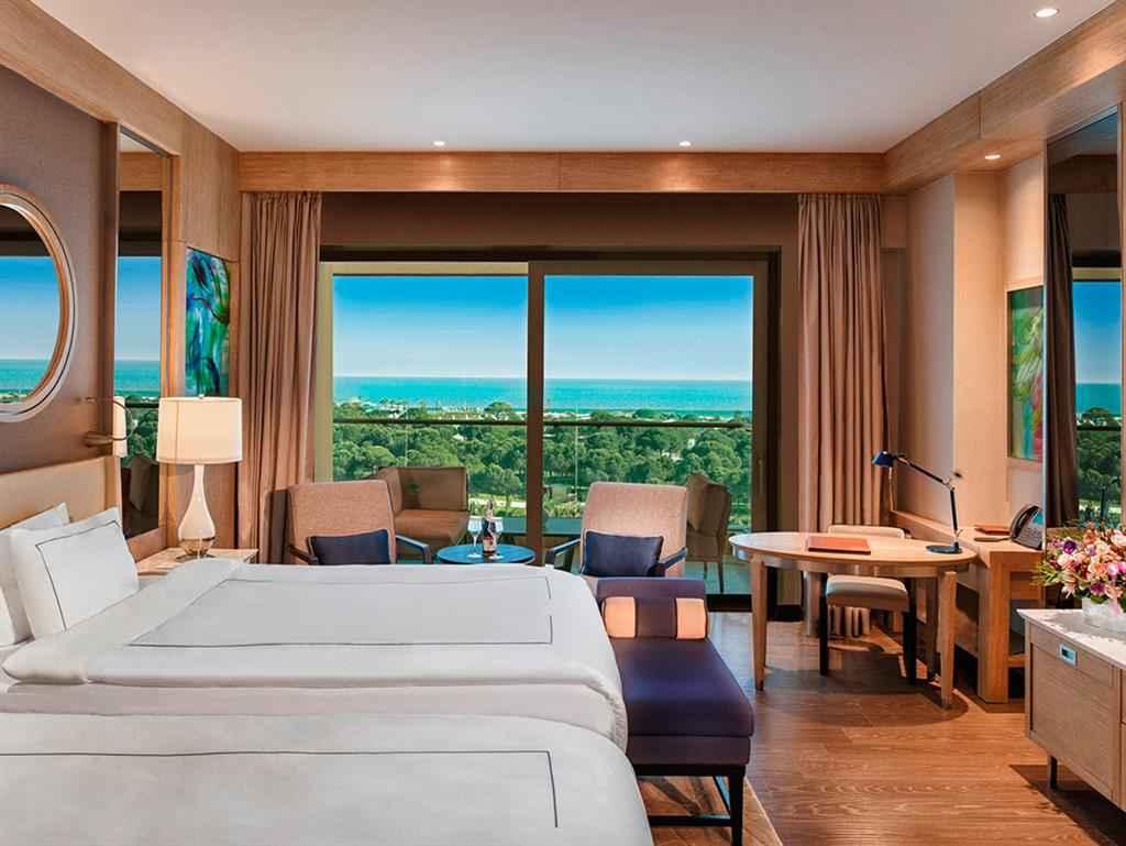 Luxury Oda -Deniz  Manzaralı