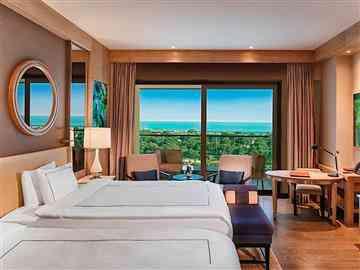 Luxury Oda - Yandan Deniz Manzaralı