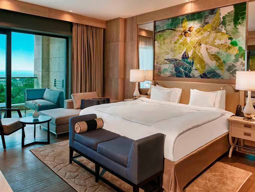 Luxury Suite Oda