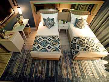 Dublex Aile Odası Deniz Manzaralı