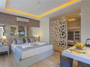 Villa Ranzalı Aile Odası