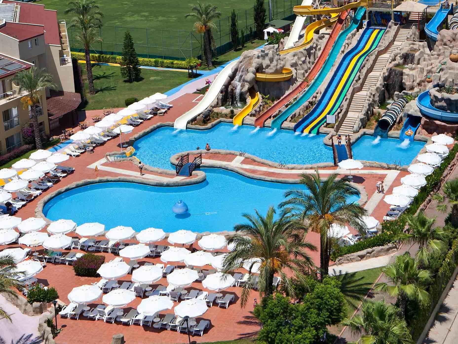 Silence Beach Resort 5 (Türkiye, Side): yorum ve fotoğraf turist