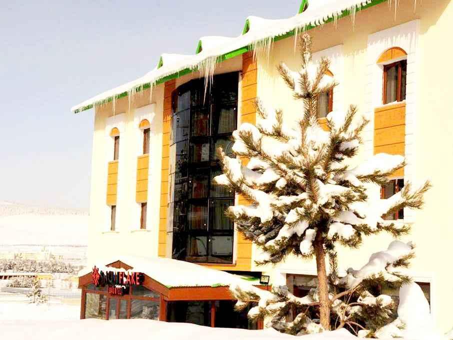 Snowflake Otel Sarıkamış