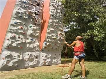 Tırmanma Duvarı