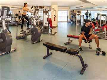 Fitnes Merkezi