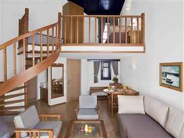 Sunrise Resort Tarafı Dublex Aile Odası