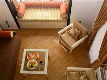 Sunrise Resort Tarafı Villa Dublex Aile Suite
