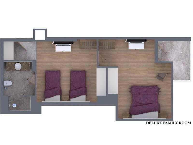 Deluxe Aile Odası