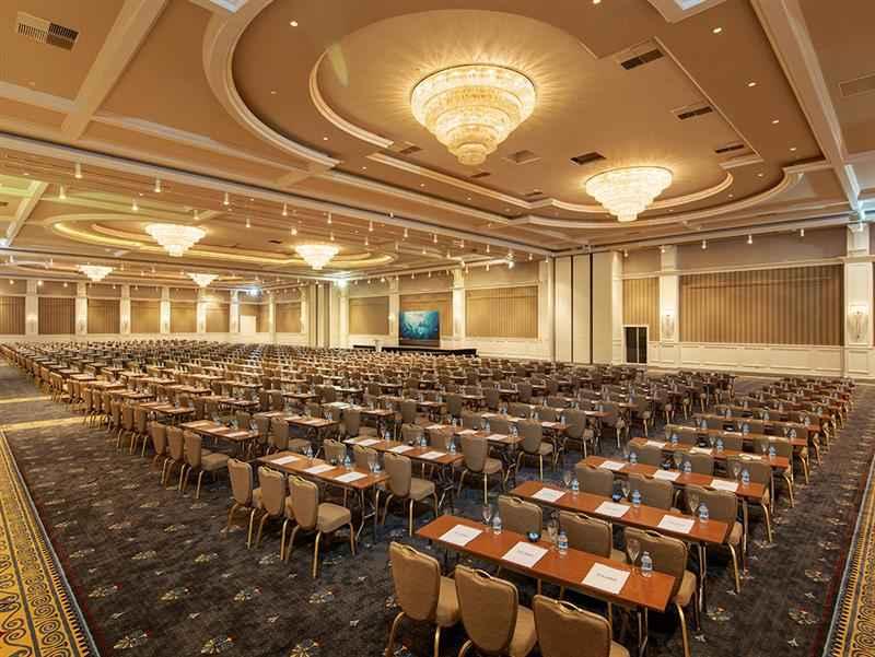 Pacifc Meeting Hall