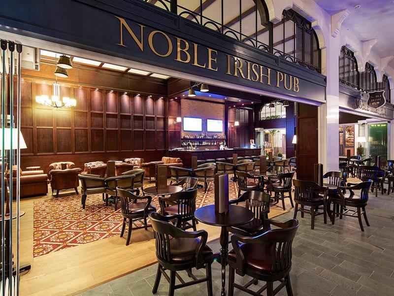 Noble Irıs Pub