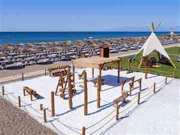 Plaj Egzersiz Alanı