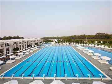 Olimpik Yüzme Havuzu