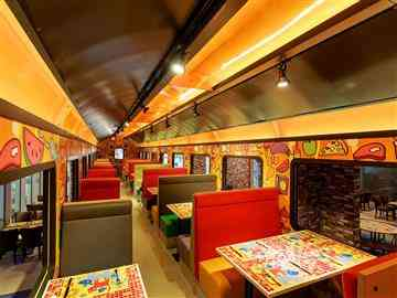 Poppet's Railway Kids Restaurant