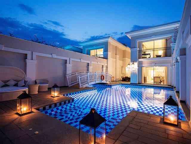 Exclusive Pool Villa