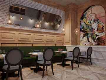 Ana Restoran Eclectic