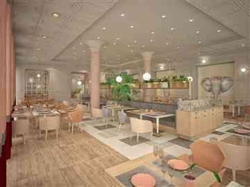 Ana Restoran Modern