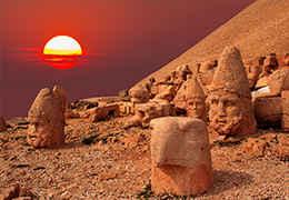 Dünya Mirası Listesindeki Güzelliklerimiz