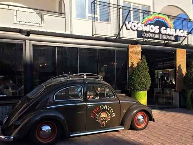 Voswos Coffee Hotel