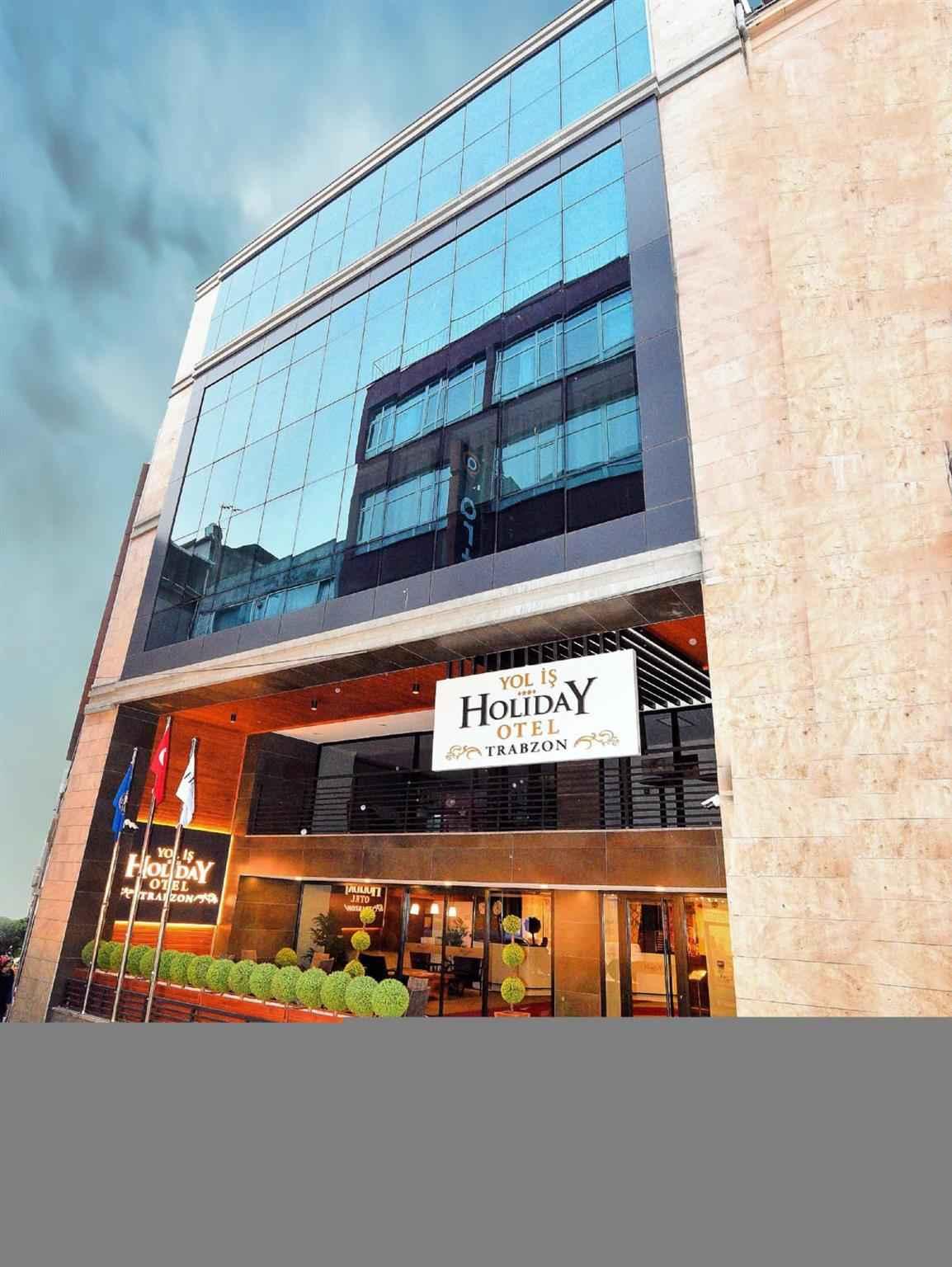 Yol İş Holiday Otel Trabzon