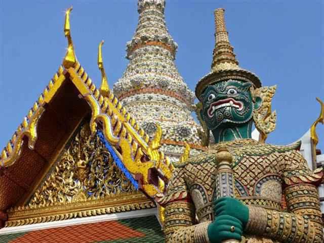 Bangkok, Pattaya, Phuket Turu Türk Hava Yolları İle