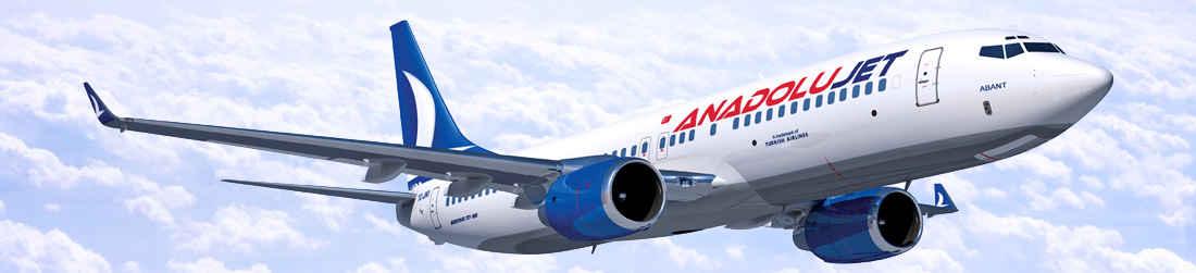 Anadolu Jet Uçak Bieti