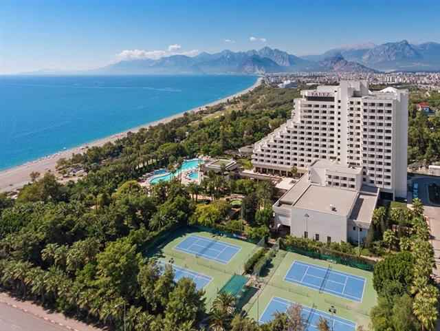 Özkaymak Falez Hotel