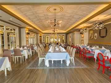 İtalyan A'la Carte Restaurant